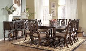 9 Piece Dining Room Set Table 9 Piece Kitchen Dining Room Sets C A Awesome Ashley