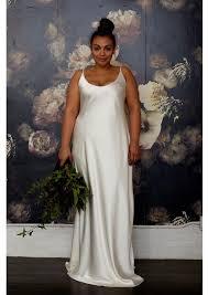 silk wedding dress the lucinda gown by fox