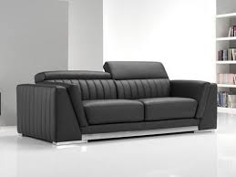 Sofa Design Ideas Black Modern Leather Sofas And Brown Couches - Contemporary leather sofas design