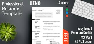 Template For Professional Resume Single Page Free Resume Templates Rezumeet