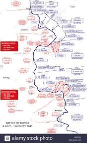 Battle Of Kursk Map Battle Of Kursk Stockfotos U0026 Battle Of Kursk Bilder Alamy