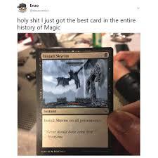 Skyrim Meme - install skyrim meme by draconis4s memedroid