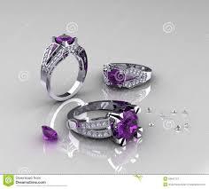 amethyst diamond engagement ring classic white gold amethyst diamond engagement rings stock