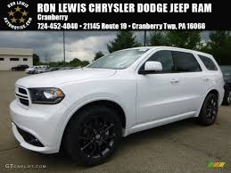 dodge jeep white 2015 bright white dodge durango r t awd 105347708 gtcarlot com