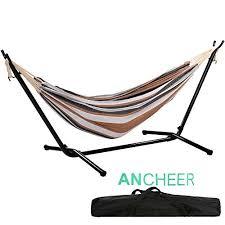indoor hammock bed amazon com