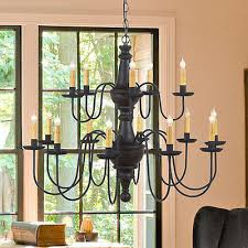 Country Kitchen Ceiling Lights by Wood U0026 Punched Tin Chandelier Country Kitchen Ceiling Dining Light