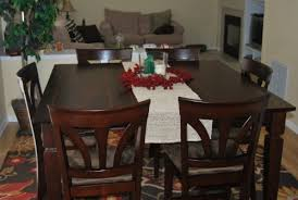 dining room table cloth mission impossible a 70 70 table cloth enjoying now