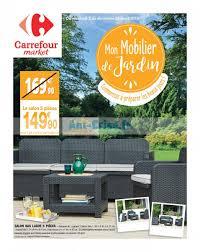 carrefour canapé best salon de jardin en acacia carrefour market gallery amazing