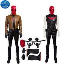 Halloween Costumes Jason Popular Batman Red Hood Costume Buy Cheap Batman Red Hood Costume