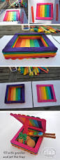 243 best kids wood crafts images on pinterest craft sticks