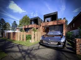 Dual Occupancy Floor Plans Contemporary Luxury Dual Occupancy Duplex Design In Matraville