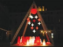 nice christmas decoration lightree by slide design digsdigs