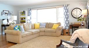 Pottery Barn Columbus Ohio Our Living Room Sectional Pottery Barn Pearce A Review