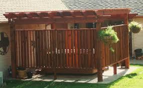 Simple Outdoor Showers - simple tub deck home u0026 gardens geek