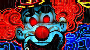 halloween carnival background scary circus music the clown youtube