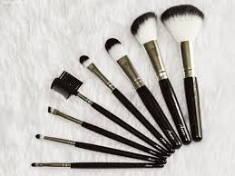 avere make up brush set review the vegan taff