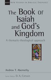 books at a glance the book of isaiah and god u0027s kingdom a