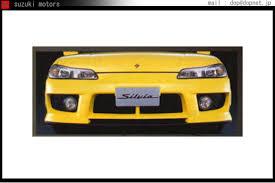 nissan australia genuine parts suzuki motors rakuten global market silvia aero forum bumper