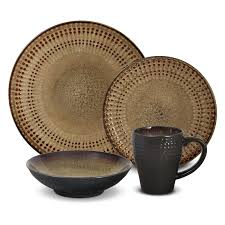 pfaltzgraff everyday cambria 16 dinnerware set hayneedle