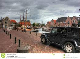 small jeep wrangler jeep wrangler netherlands europe editorial image image 44371700