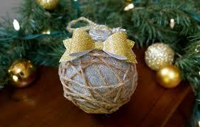 twine ornament craft ideas crafts