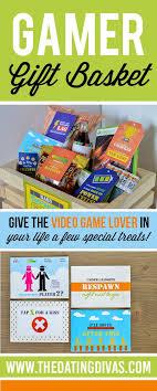 gamer gift basket gamer gift basket easy gifts easy and