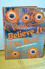ripley u0027s new book eye popping oddities reading corner surviving