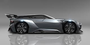 nissan gran turismo subaru viziv gt vision gran turismo concept will be available on