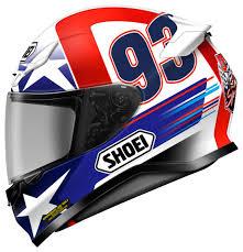 shoei motocross helmets shoei rf 1200 indy marquez helmet cycle gear