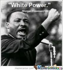 White Power Meme - white power by shadowgun meme center