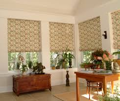 fabric roman shades custom window treatments custom drapes