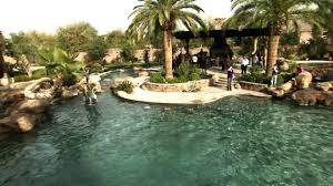 Backyard Landscaping With Pool swimming pool designs and water feature ideas hgtv