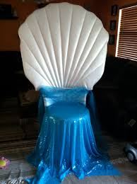 halloween sweet 16 party ideas clam chair available for local rental under the sea quince