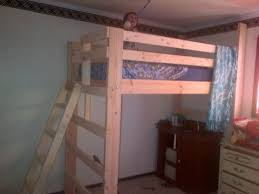 Build Your Own Loft Bed With Slide by How To Build A Collegebedloft Diy Build And Assembly Detailed