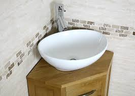 Corner Sink Vanity A Corner Bathroom Vanity To Make The Most Of Space We Bring Ideas