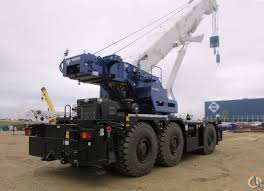 2014 used tadano gr1600xl 2 crane for in nisku alberta on