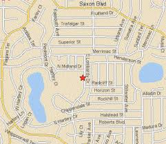 map of deltona florida city of deltona fl firefighters memorial park