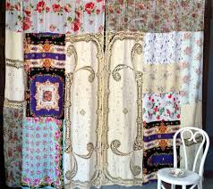 Bohemian Drapes Interior Pretty Bohemian Curtains Mixed With Large Window And