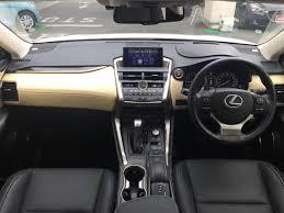 lexus nz christchurch 2015 lexus nx 200t version l used car for sale at gulliver new