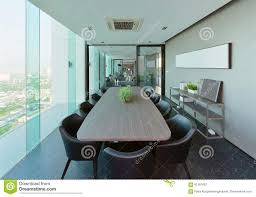 luxury modern meeting room interior and decoration interior des