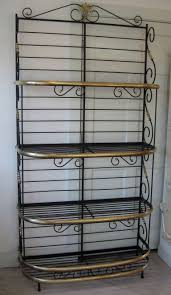 Bakers Rack Shelves A French Bakers Rack Early 20th Century At 1stdibs