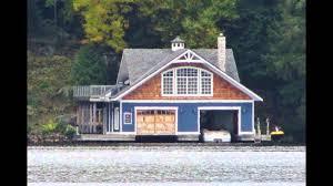 boat houses in ontario youtube