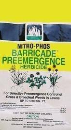 nitrophos barricade granular pre emergent herbicide solutions