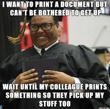 Meme Print - printing derploma guy know your meme