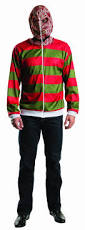 freddy krueger sweater spirit halloween 2 cool ghouls