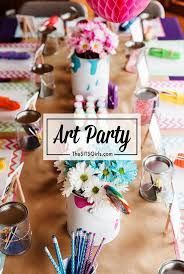 Kids Birthday Decorations At Home by 25 Best Birthday Parties Ideas On Pinterest Sleepover