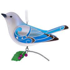 the of birds mountain bluebird ornament keepsake