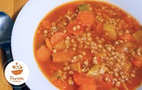 cuisiner les graines de sarrasin soupe aux légumes et aux graines de sarrasin comme une minestrone
