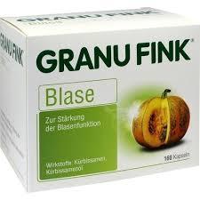 blasenschwäche medikamente granu fink blase hartkapseln 160 st blasenschwäche medikamente