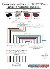1997 mitsubishi montero sport wiring diagram efcaviation com